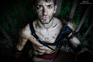 No life without YOU - Spartacus Original Cosplay