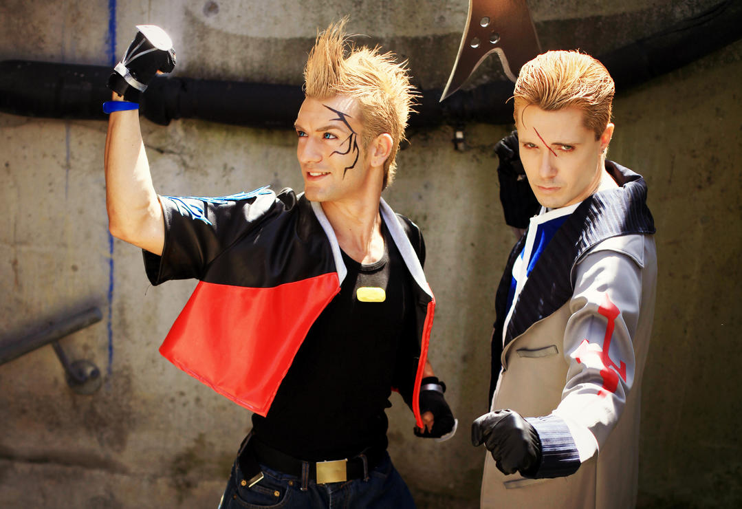 Final Fantasy VIII 15thAnniversary Cosplay Tribute By