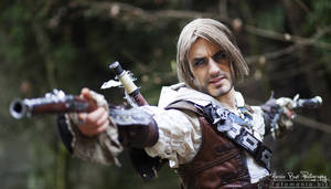 Take What's Ours - Edward Kenway Cosplay by Leon C