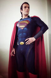 Leon 'Kent' Chiro as Superman - Cosplay Animation by LeonChiroCosplayArt