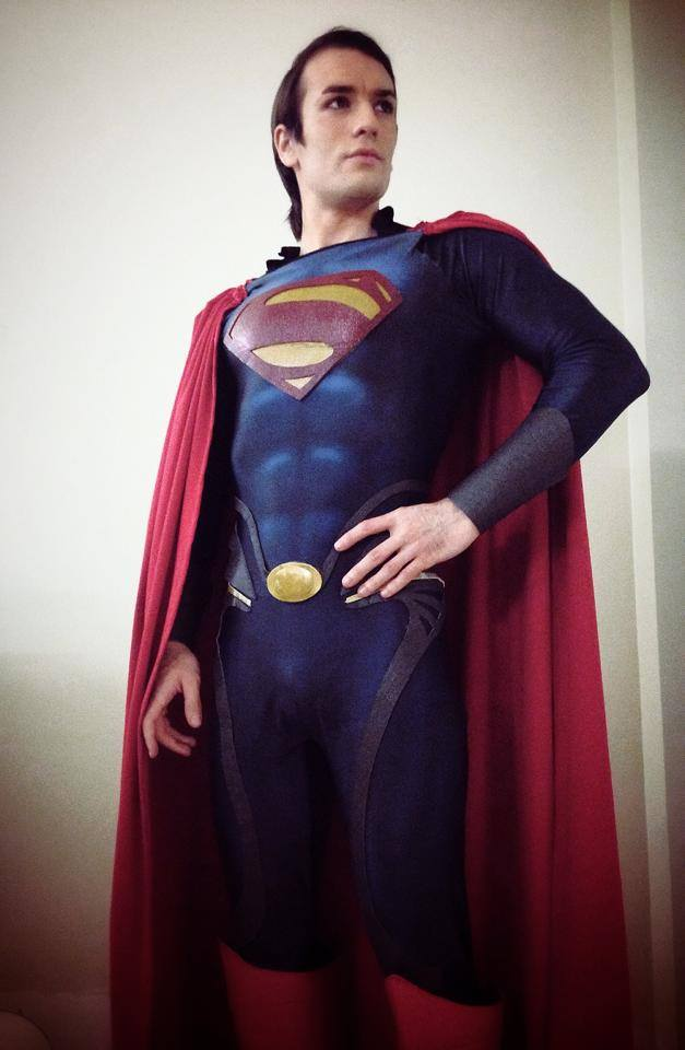 Leon 'Kent' Chiro as Superman - Cosplay Animation by ...