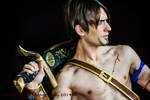 Close Up - Cosplay Prince of Persia (Ps2 1st Ver)
