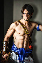 Leon Chiro - Prince of Persia - The Sands of Time