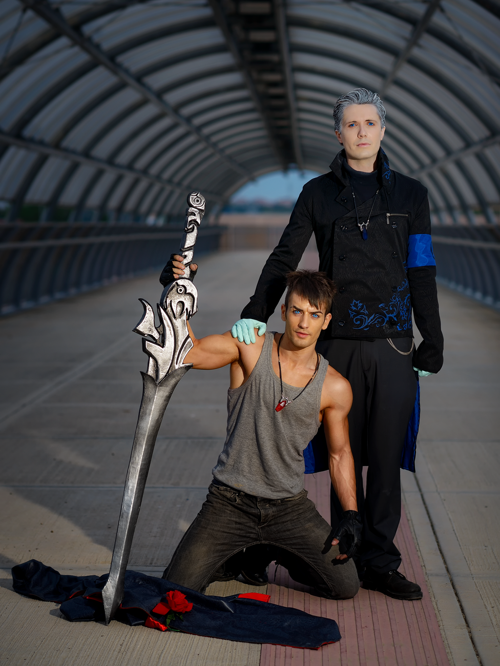 New Journey - Dante and Vergil DmC Cosplay by Leon by ...