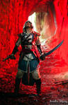 Red Fury Edward Kenway AC IV Cosplay by Leon Chiro