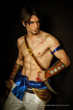 Prince of Persia - The Sands of Time Cosplay by LC