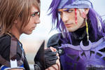 Caius and Noel Cosplay - No Words by Leon Chiro