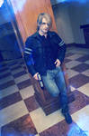 Leon S.Kennedy Cosplay by Leon Chiro Cosplay Art 2