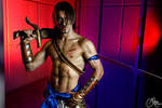 Prince of Persia Cosplay Japan Expo Leon Chiro