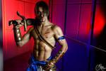 Prince of Persia Cosplay Japan Expo Leon Chiro