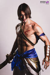 I am the Prince of Persia - Cosplay by Leon Chiro by LeonChiroCosplayArt