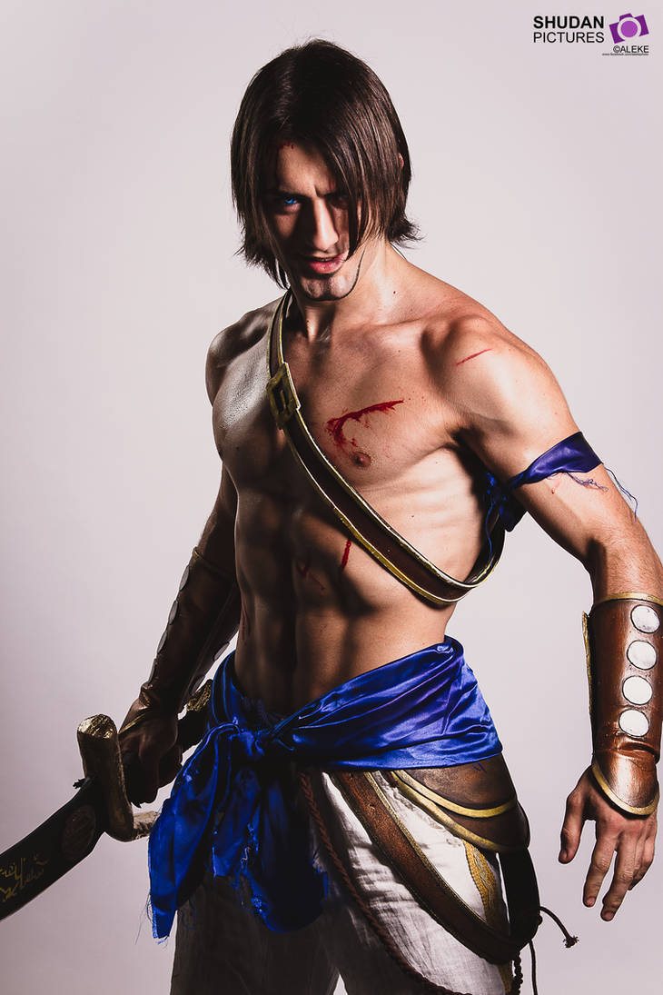 I am the Prince of Persia - Cosplay by Leon Chiro