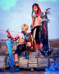 Tidus and Jecht FF Dissidia 012 Cosplay by Leon C.