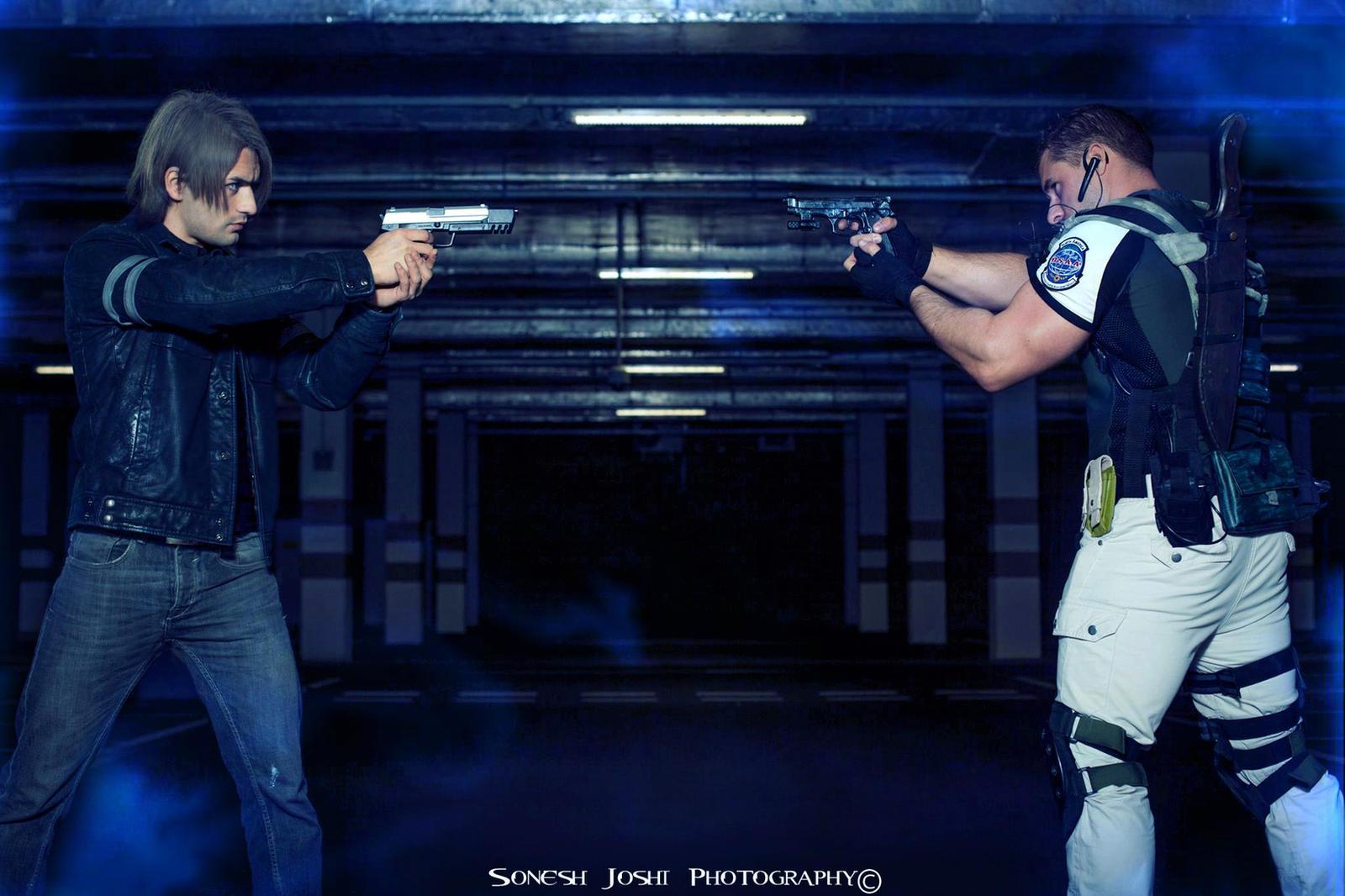 Leon and Chris - Resid...