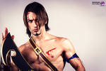 Prince of Persia Cosplay Art by Leon Chiro