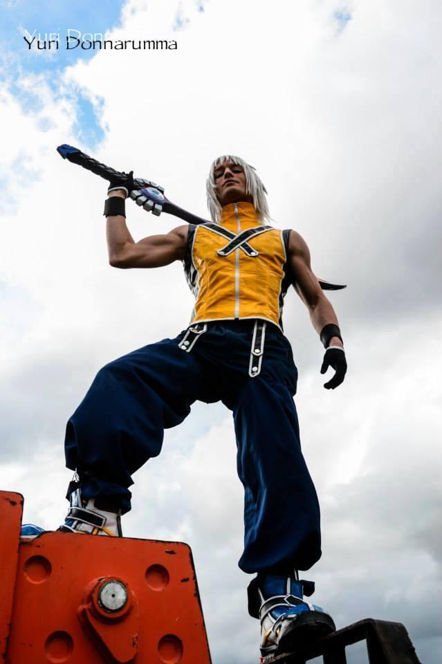 Riku - Kingdom Hearts Cosplay by Leon Chiro by LeonChiroCosplayArt