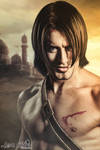 Prince of Persia (TSOT) by Leon Chiro Cosplay Art