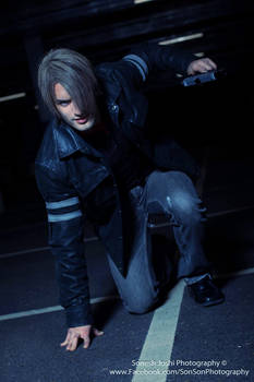 Leon Kennedy by Leon Chiro Resident Evil 6 Cosplay