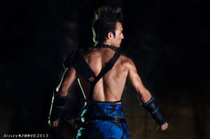 Jann Lee - Dead or Alive 5 Cosplay by Leon Chiro