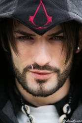 Leon Chiro as Ezio Auditore Coming on 14 FEB 2015