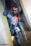 Commander Leon C. Shepard - Mass Effect 3 Cosplay