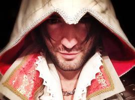 Ezio Auditore by Leon Chiro WIP 90% Cosplay