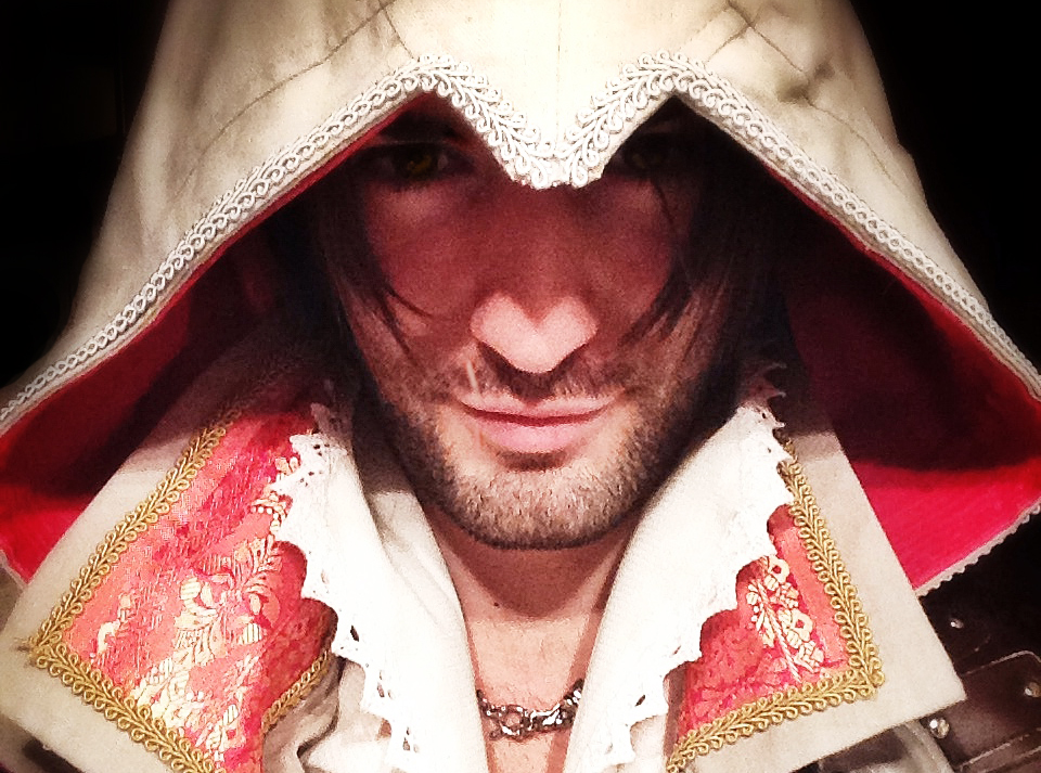 Ezio Auditore by Leon Chiro WIP 90% Cosplay by LeonChiroCosplayArt