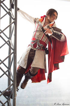 Ezio Auditore in Milan - Assassin's Creed 2 Leon C