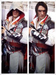 First Preview Go Pro - Ezio Auditore Cosplay AC2