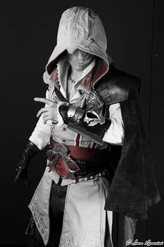 Ezio Auditore Cosplay - Assassin's Creed by Leon C