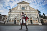 Ezio Auditore da Firenze- Assassin's Creed Cosplay