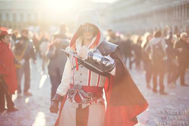 Ezio Auditore Cosplay - Carnevale Venezia