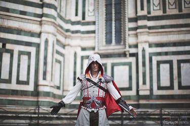 Ezio Auditore in Firenze- Assassin's Creed Cosplay