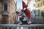 Ezio Auditore Cosplay Assassin's Creed 2 Venezia