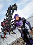 Chaos - Caius Ballad Final Fantasy XIII-2 Cosplay
