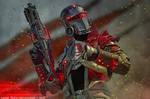 Commander Shepard - Mass Effect 3 Cosplay Dragon A