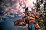 Draven Cosplay - League of Legends by Leon Chiro