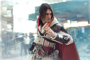 Updating Animus - Ezio Auditore Cosplay AC2 - Leon by LeonChiroCosplayArt