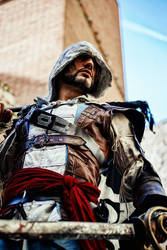 Edward Kenway - AC IV Black Flag + Some News by LeonChiroCosplayArt