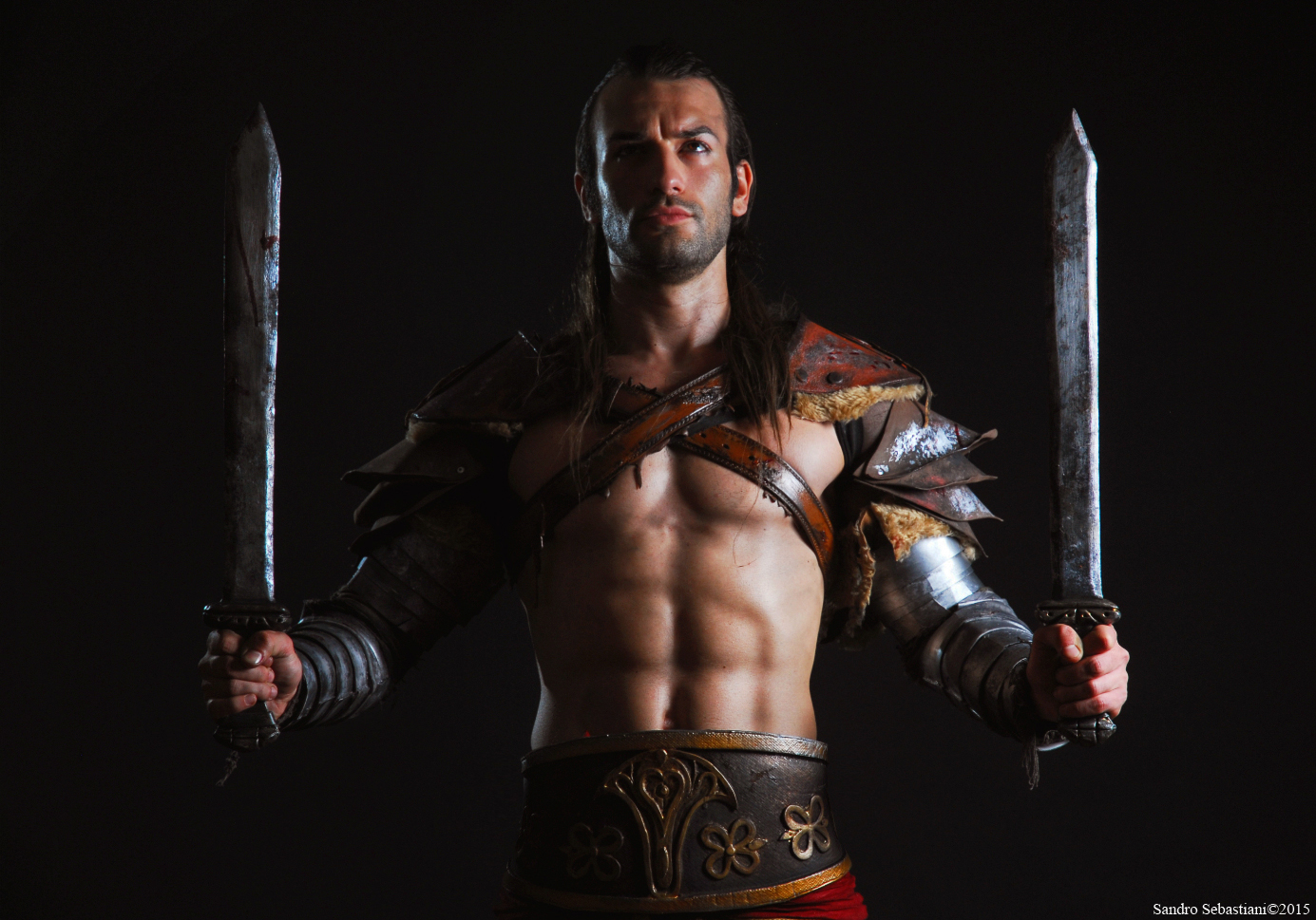 Gannicus - Freedom Spartacus Cosplay by Leon Chiro