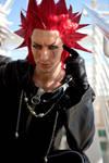 Axel - Kingdom Hearts 2 Cosplay by Leon Chiro