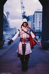 Ezio Auditore Cosplay Assassin'sCreed 2 MCM London