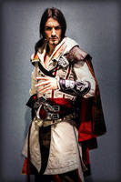Ezio Auditore - Cosplay Art Assassin's Creed 2 LC by LeonChiroCosplayArt