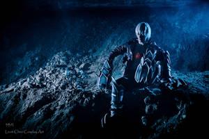 Dante Devil May Cry 3 Cosplay by Leon Chiro 2015 by LeonChiroCosplayArt