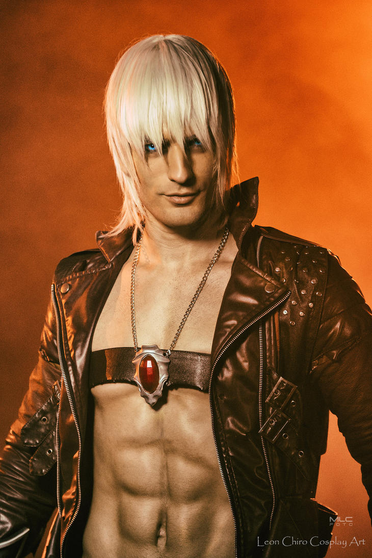 Dante - Devil May Cry by LeonChiroCosplayArt