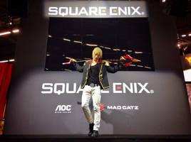 Nine -FF Type-0 from Japan Expo at SquareEnix Spot