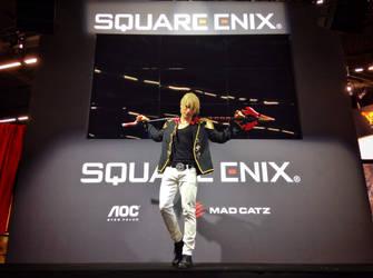 Nine -FF Type-0 from Japan Expo at SquareEnix Spot by LeonChiroCosplayArt