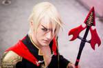 Nine Cosplay - Final Fantasy Type-0 Close Up