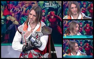 IMPORTANT-Read: Leon on Main TV Channel Rai1 Italy by LeonChiroCosplayArt