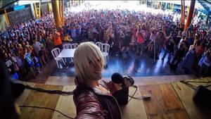 I love you Malaga - Dante Cosplay - Leon Chiro